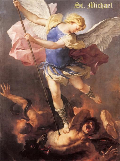 St. Michael Archangel
