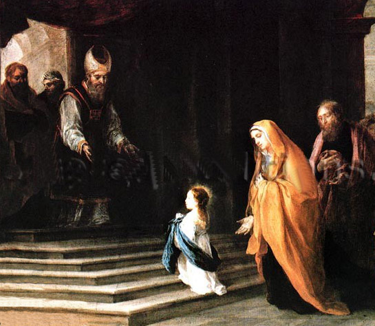 Feast of the Presentation of the Blessed Virgin Mary