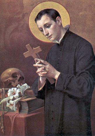 Prayers And Devotions To St Aloysius Gonzaga