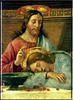 St  John the Evangelist, Novena and Litany of Charity
