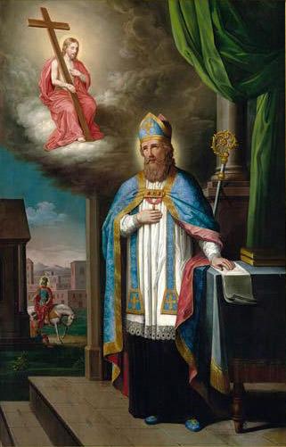 st martin bishop of tours