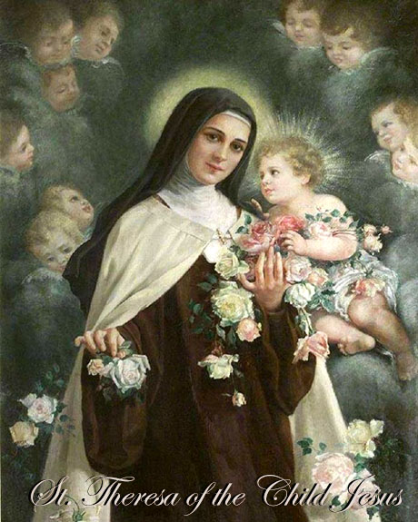 Devotions to St. Theresa of the Little Flower